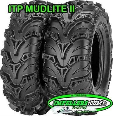 ITP Mudlite 2 ATV Tire