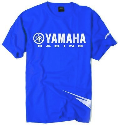 FX Yamaha Racing Strobe T-Shirt Cotton