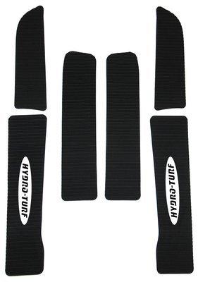 Huydro Turf Kawasaki ZXI mat kit black 6 piece