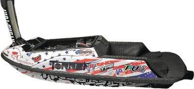 HydroTurf Side Rail Mats Stand Up Jet Ski
