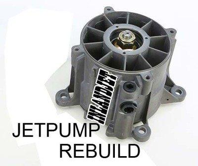 Sea Doo Jet Pump Rebuild Service