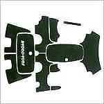 Hydro-Turf Yamaha Exciter Jet Boat Mat Kit