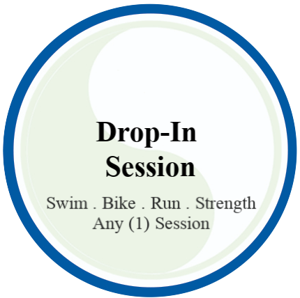 Drop-in Session / Swim, Bike, Run or Strength / Any (1) Session
