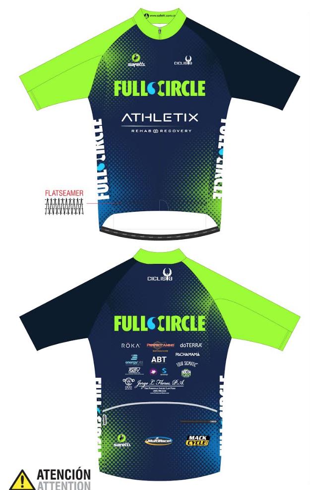 2020 Cycling Jersey