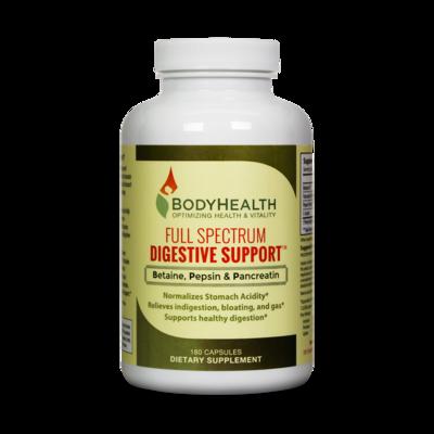 Full Spectrum Digestive Support