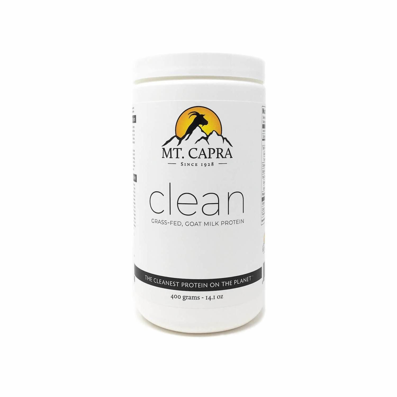 Clean Grass Fed Goat Milk Protein