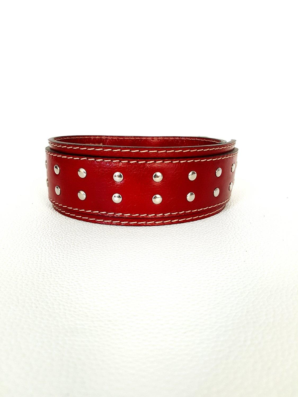 Rosso scuro / Dark red (5 cm / 1,97 inches)