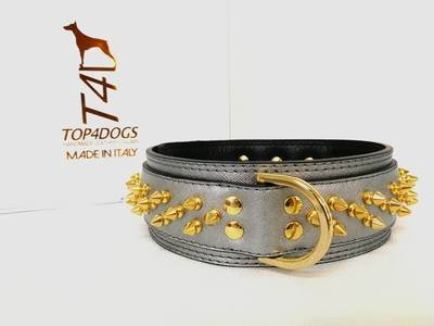 The Royal Collar h: 6cm/3,15in