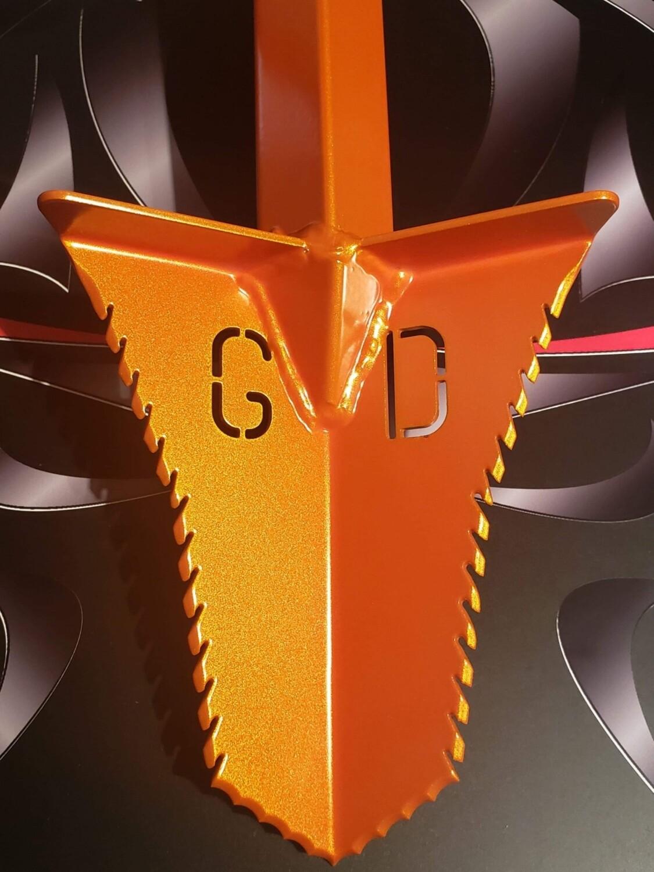 Snubnose Illusion Orange