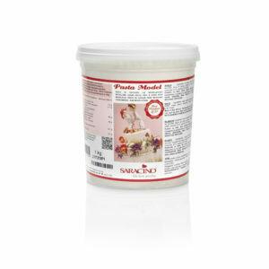 Saracino Pasta Model Sugarpaste White 2.2 Lbs