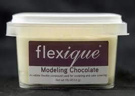 Flexique Modeling Chocolate 1lb