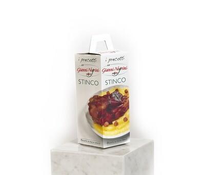 Stinco di Prosciutto Precotto 700 gr c/astuccio