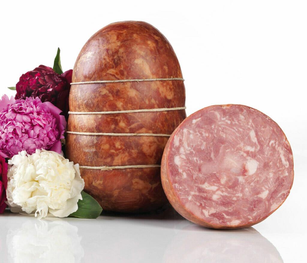 Salame Rosa Presidio Slow Food 3 kg metà s/v