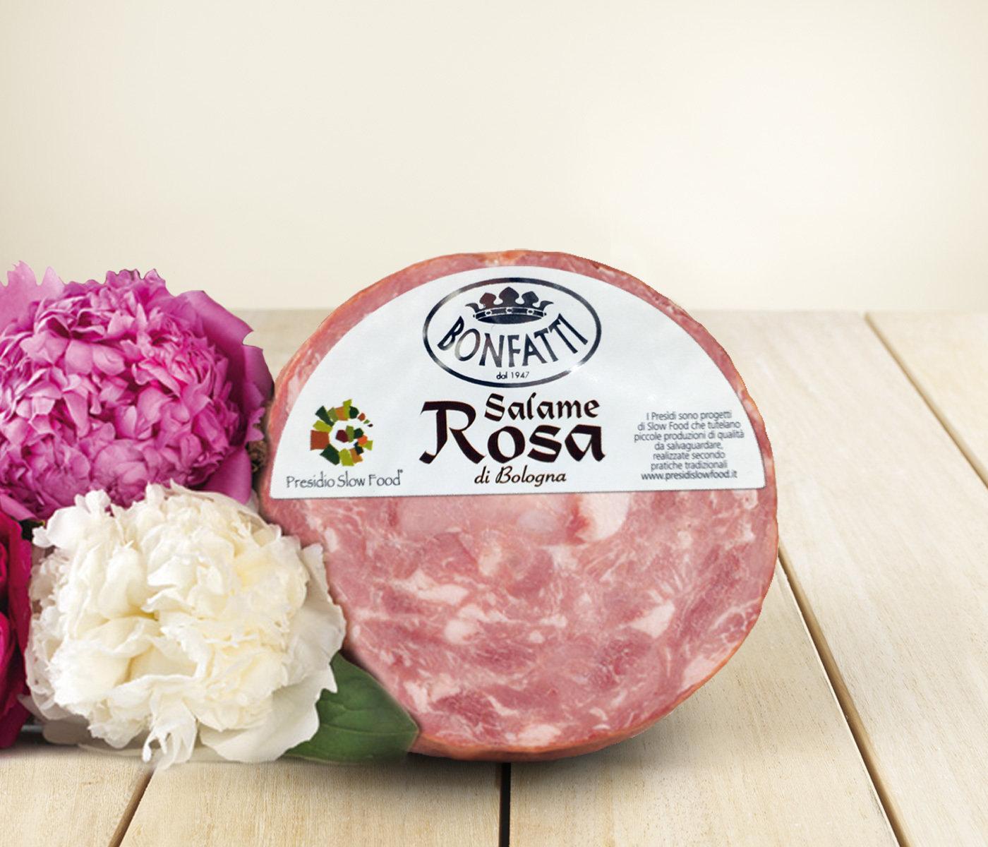 Salame Rosa Presidio Slow Food 600 gr