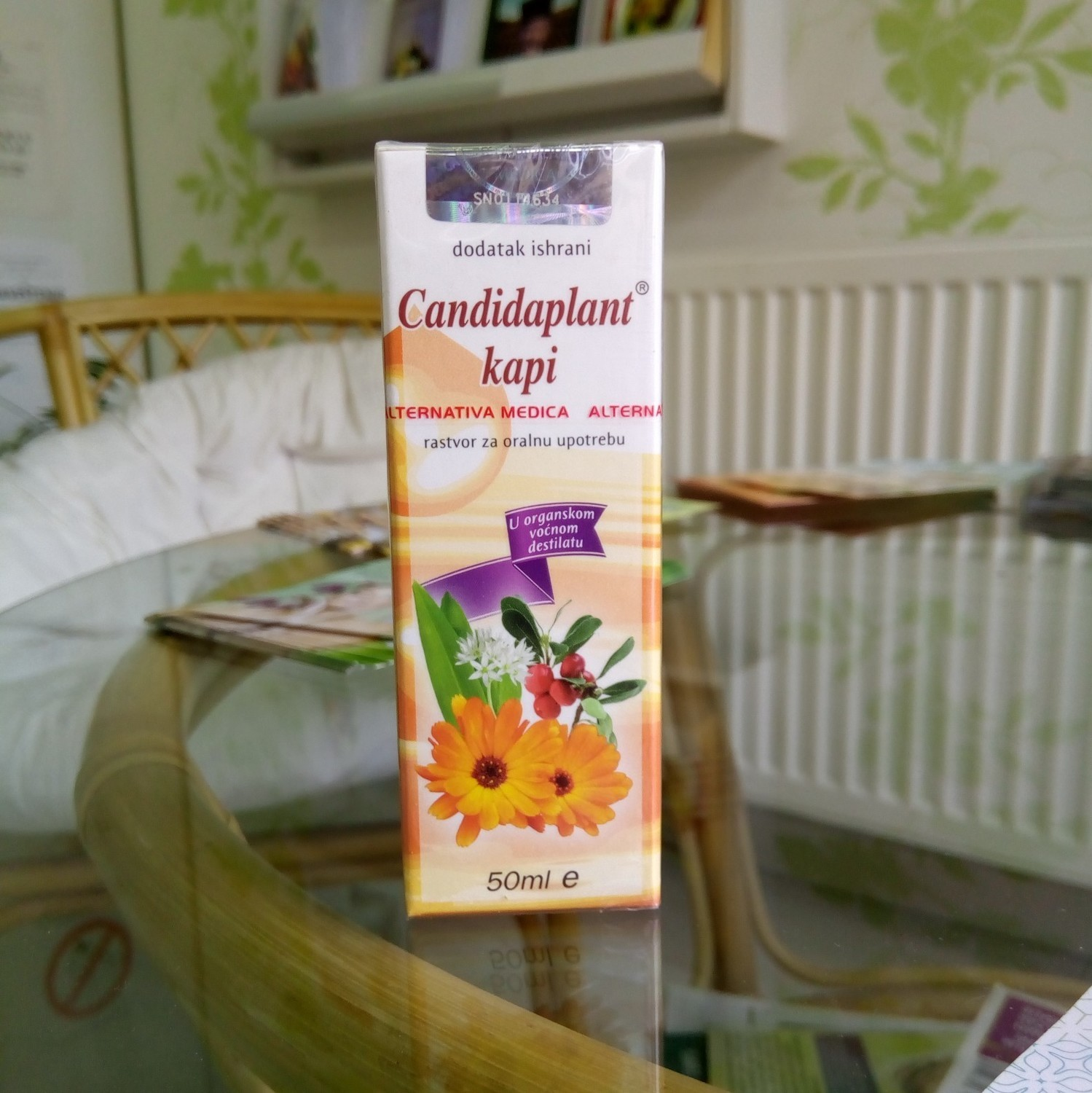 Candidaplant kapi 50 ml