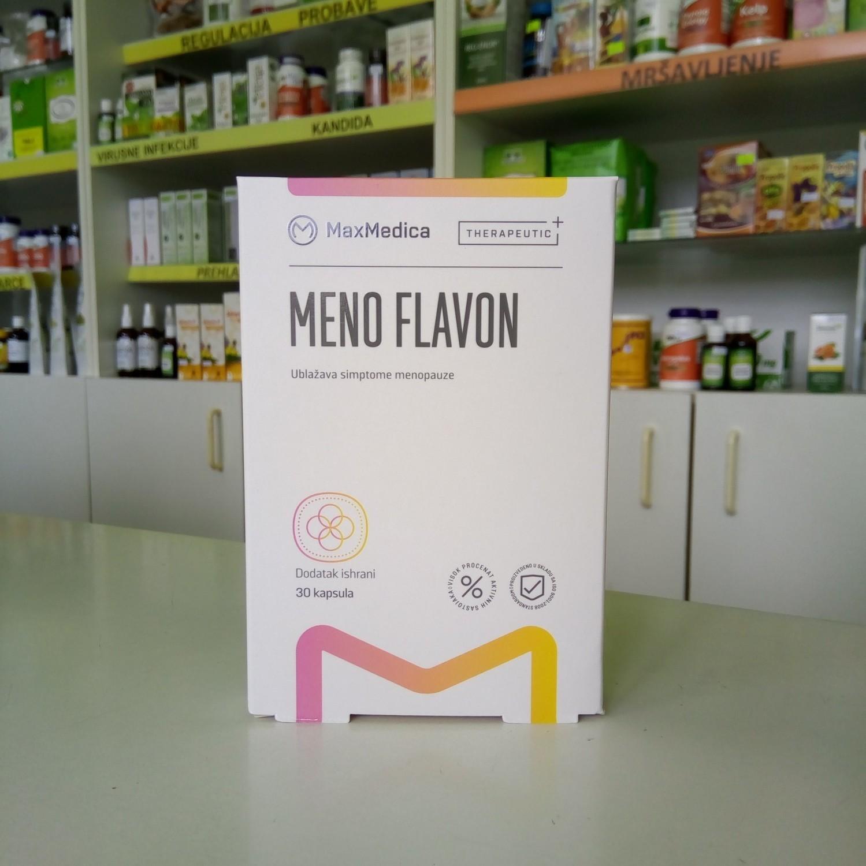 Meno Flavon 30 kps Max Medica