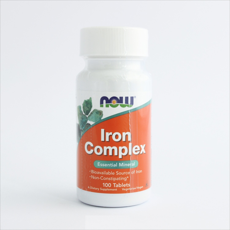Now Iron complex (kompleks gvožđa)  100 tableta