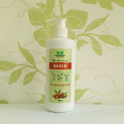 Herbateria - Bademovo ulje za masažu 100% čisto 400 ml