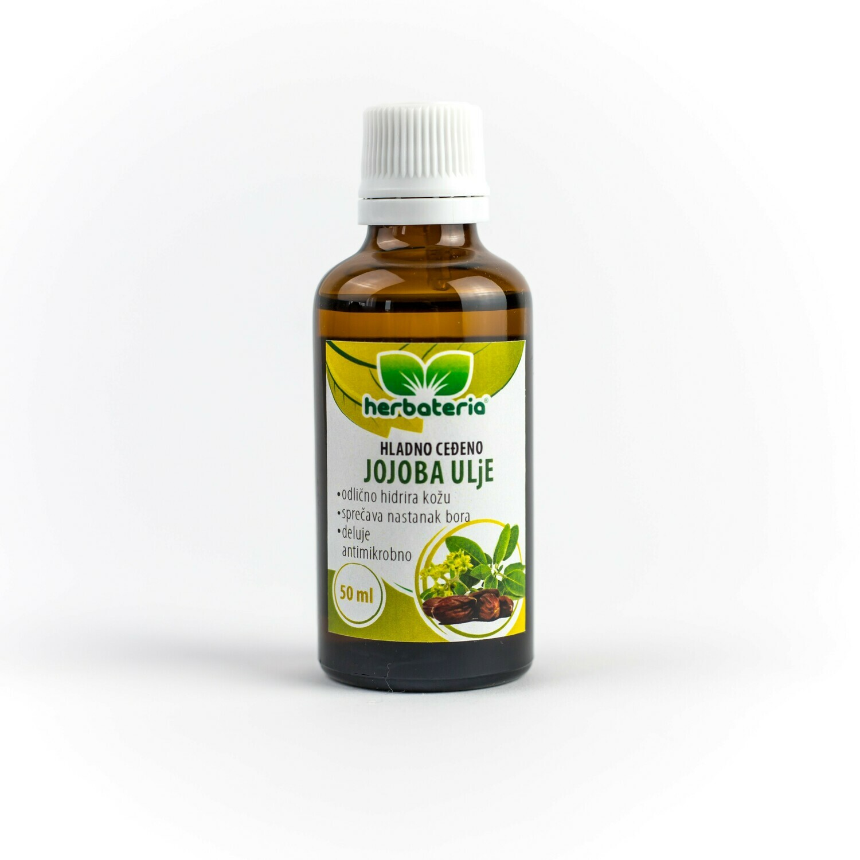 Herbateria - Jojoba ulje 50 ml