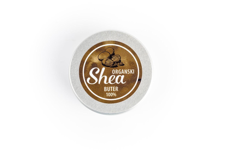 Herbateria - Organski ši buter (50 ml i 100 ml)