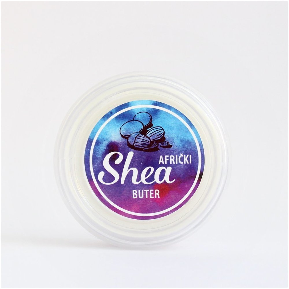 Herbateria - Afrički ši buter (50 ml i 100 ml)