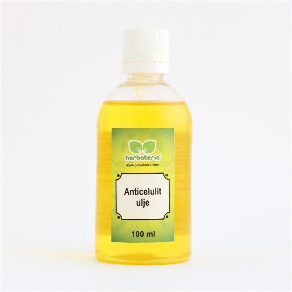 Herbateria - Anticelulit ulje 100 ml