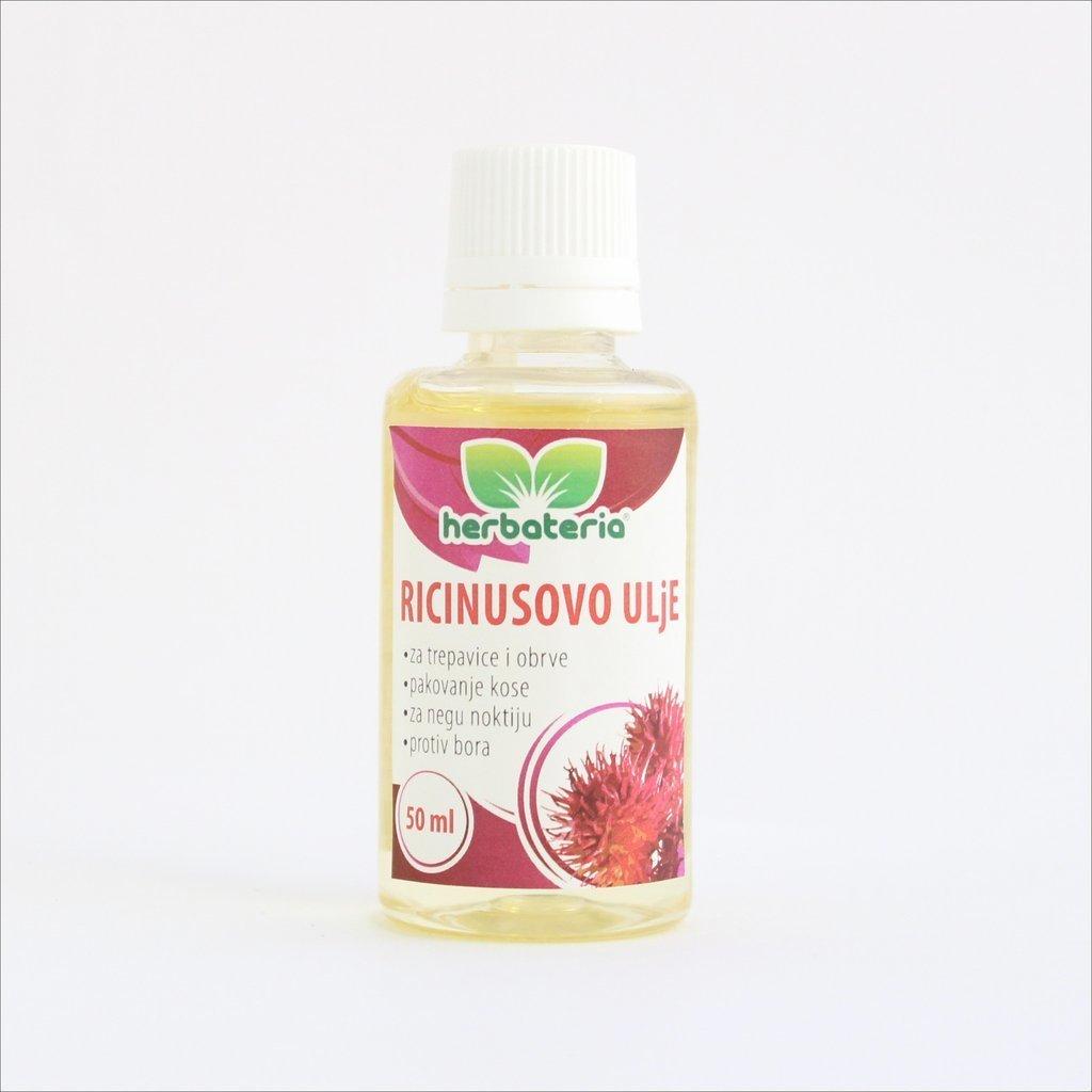 Herbateria - Ricinusovo ulje 50 ml