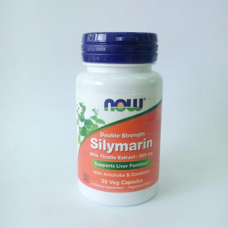 NOW Foods - Silymarin za regeneraciju jetre 300 mg (50 kapsula)