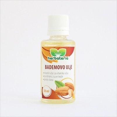 Herbateria - Bademovo ulje 50 ml