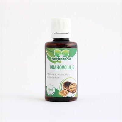 Herbateria - Orahovo ulje 50 ml
