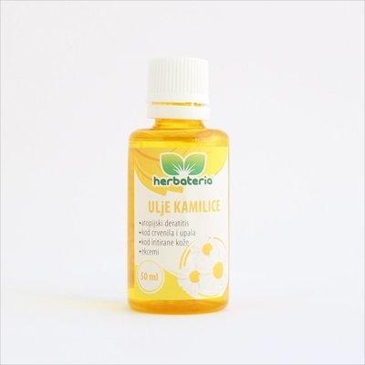 Herbateria - Ulje kamilice 50 ml