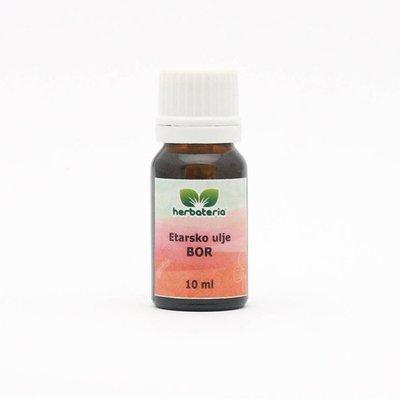 Herbateria - etarsko ulje bor 10 ml