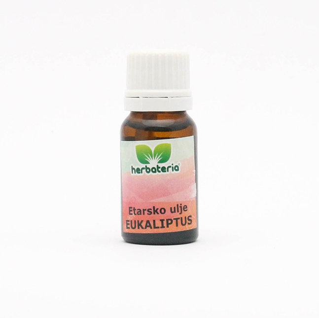 Herbateria - etarsko ulje eukaliptus 10 ml