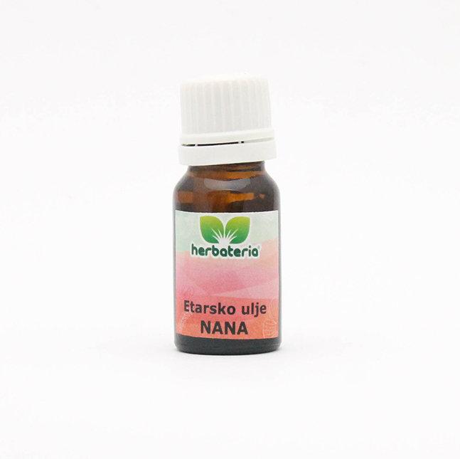 Herbateria - etarsko ulje nana 10 ml