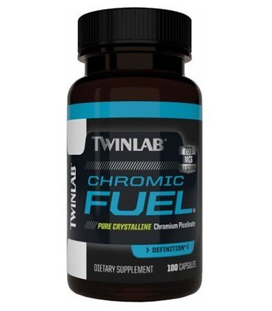 Twinlab Chromic fuel 200 mcg- 100 kapsula