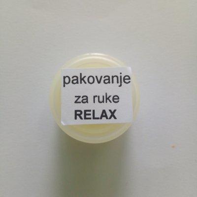 Herbateria - Tester pakovanje za ruke relax 5 ml