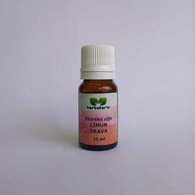 Herbateria - etarsko ulje limun trava 10 ml