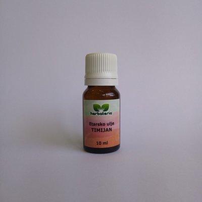 Herbateria - etarsko ulje timijan 10 ml