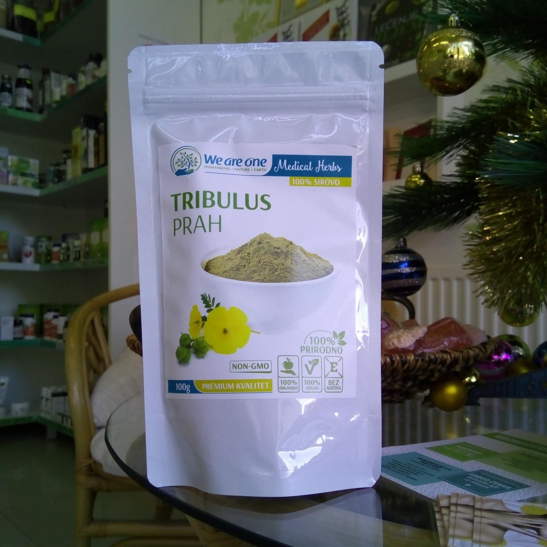 WAO Tribulus prah  (za plodnost i potenciju) 100 g
