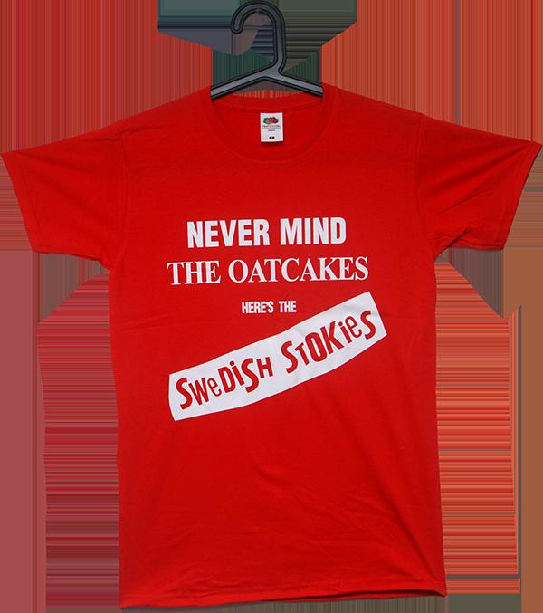 T-Shirt Never mind - XXL