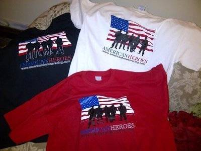 American Heroes T-Shirts 1 for $20