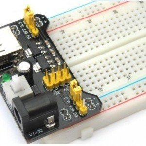 Breadboard Power Supply Module 3.3V and 5V