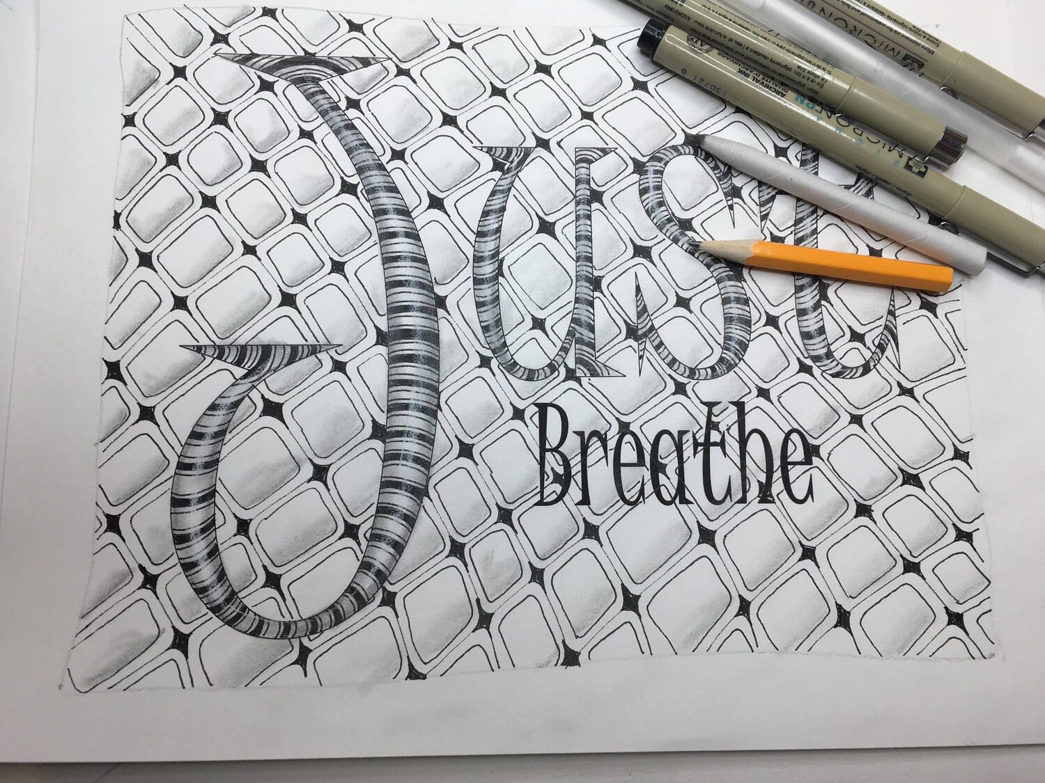 Just Breath Template Download