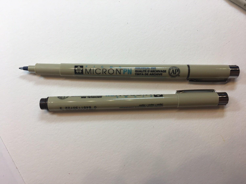 Sepia (Dark Brown) Pigma® Micron® PN