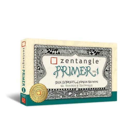 Book Zentangle Primer Vol 1 softcover