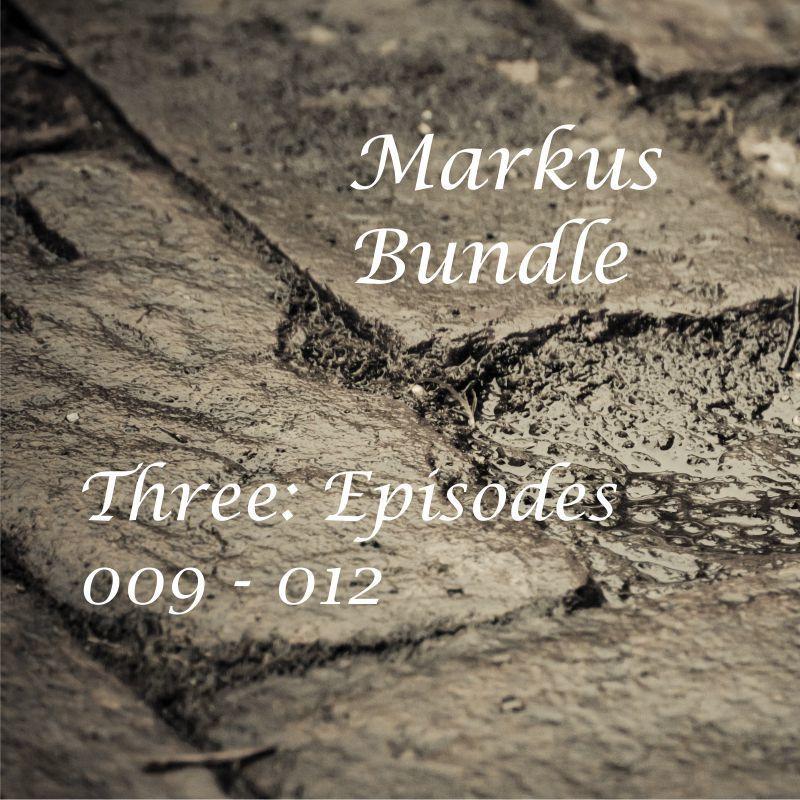 Markus Bundle 3: 4 for $4.00 Episodes 009 - 012, e-copy