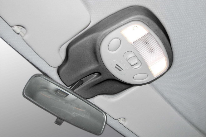 Фонарь освещения салона Chevrolet-Niva