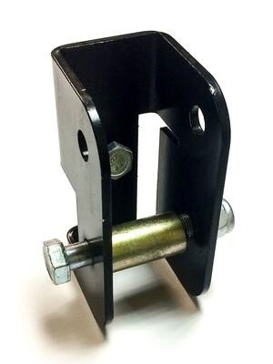 Кронштейн регулировки задней реактивной штанги (панары) для лифта подвески (30 - 75 мм)