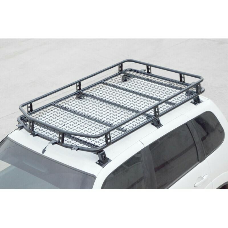 Багажник «Трофи» с сеткой, 2123 «Шеви» RS в комплектации LE, GLS, GLC (на место крепления рейлингов)