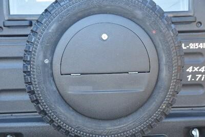 Органайзер запасного колеса для Lada 4x4 и Chevrolet Niva